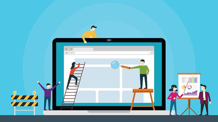Build a Website for your Business