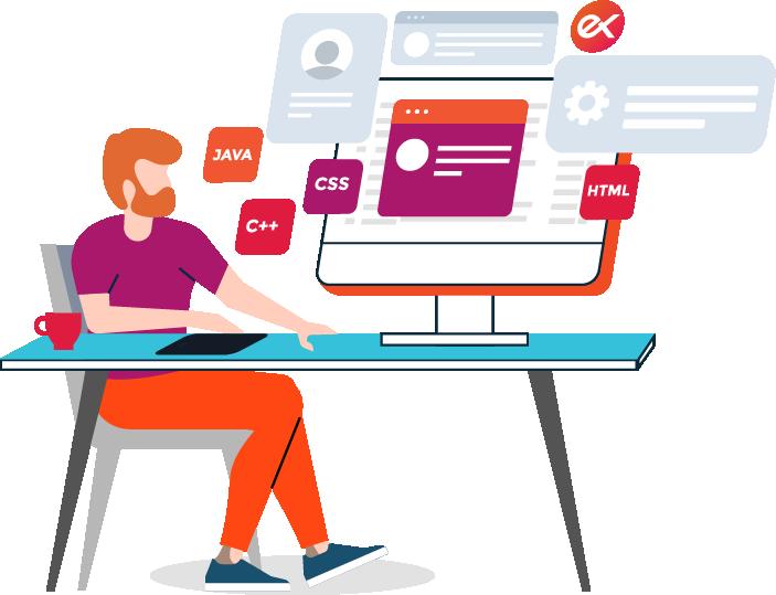 Engaging Website