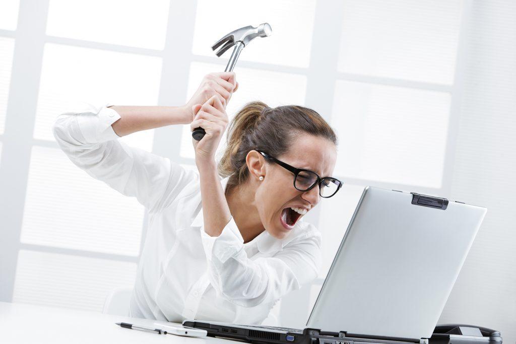 Bad Web Design Can Hurt