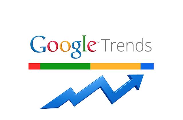Using-Google-Trends