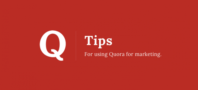 Tip To Use Quora