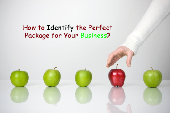 How To Choose Right Package for Your Business