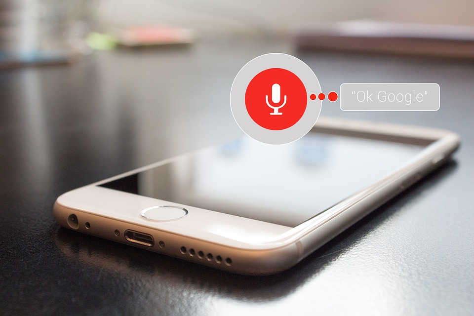 Voice Search Is A Big Thing