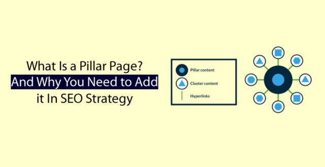 What Is a Pillar Page